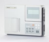 Портативный цифровой одноканальный ветеринарный электрокардиограф ECG-1001 VET