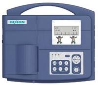 Портативный цифровой трехканальный ветеринарный электрокардиограф ECG-1003 VET