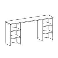 Надстройка для стола Н-6.1