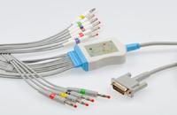 Кабели для электрокардиографов