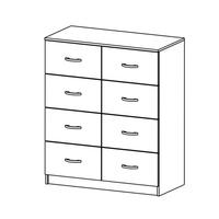 Шкаф картотечный ШКД-2.1
